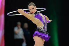 Francesca JONES (GBR) Hoop