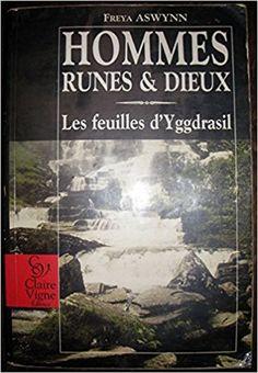 Amazon.fr - HOMMES RUNES ET DIEUX - Freya Aswynn - Livres Les Runes, Amazon Fr, Cover, Books, Clouds, Men, Livres, Libros, Book