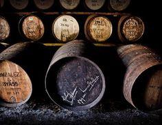 Dalmore whisky barrels (© Dalmore)