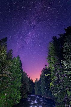Milky Way River