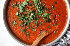Marinara Recipe, Marinara Sauce, Easy To Cook Meals, Meals In A Jar, Sauce Recipes, Pasta Recipes, Cooking Recipes, Italian Entrees, Italian Recipes