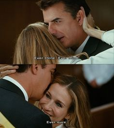 Ever Thine. Ever Mine. Ever Ours. <3 | #SATC