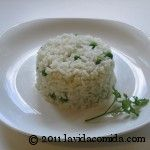 Peruvian White Rice/Arroz a la Peruana