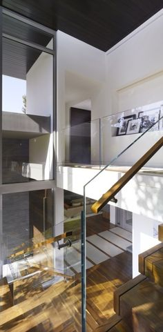 Steel & Glass Staircases