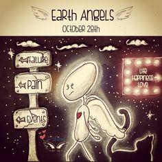 Acouphange du 28 Octobre - Angelinnitus of October 28th