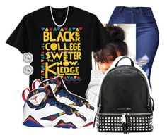 """""""Congratulations! 👍🏾"""" by china-dolly on Polyvore featuring DKNY, MICHAEL Michael Kors and BERRICLE"""