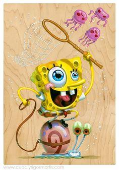 Nautical Nonsense: A Tribute to SpongeBob SquarePants at Gallery Nucleus