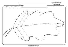 List - grafomotorika - pracovné listy pre deti