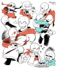 175 Best Mama papyrus images in 2018 | Undertale comic