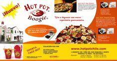 Hot Pot: nuevo restaurant chino, ubicado en 4 norte con 1 oriente, que revive la experiencia gastronómica de la China milenaria. Más info en www.vinadatos.cl