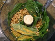 Paleo Pesto Recipe.