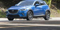 Mazda CX-3 el nuevo integrante de la familia - Chiquini.mx