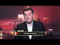 Arsenal sign Mesut Ozil
