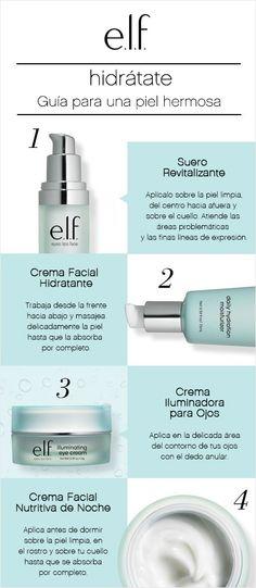 ¡Hidrata tu piel todos los días con la línea Skin Care!