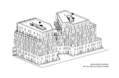 Gallery - Calberson Housing S2 / Atelier d'Architecture Brenac-Gonzalez - 30