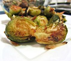 Caramelized Brussels Sprouts - Cooking with Cakes