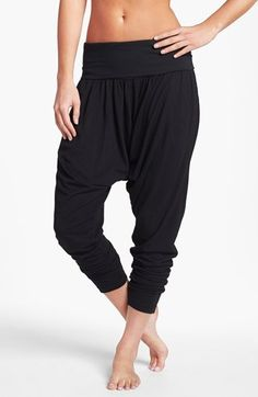 Hard Tail Roll Waist Harem Pants on shopstyle.com