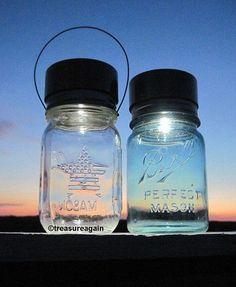 glow jars how to make #glowjarswithglowsticks