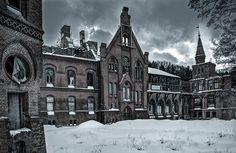 Dr.Brehmer Sanatorium by AbandonedZone on DeviantArt