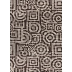 awesome Mandara Hand-tufted Geometric Wool Rug Check more at http://yorugs.com/product/mandara-hand-tufted-geometric-wool-rug/