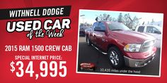 Check out our Used Car of the Week!