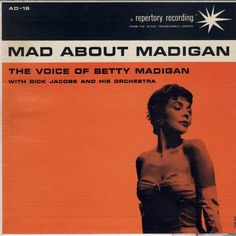 Betty Madigan – Record Jacket Collection