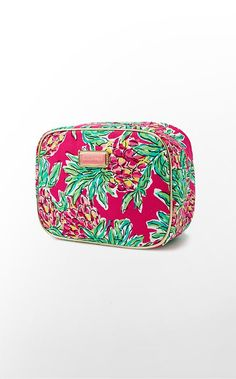 Lilly Pulitzer All Done Up Make Up Bag Large