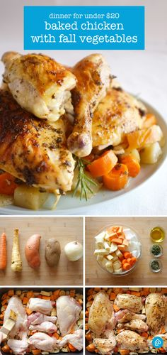 Save money without sacrificing flavor by preparing this hearty oven-baked…