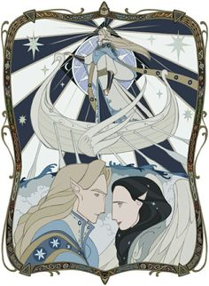 The voyage of Earendil by wavesheep
