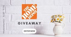 Latest Savings Sweepstakes - The Home Depot Giftcards ::