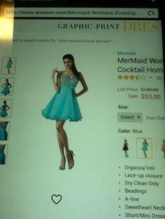 Light Blue Formal Dress 14