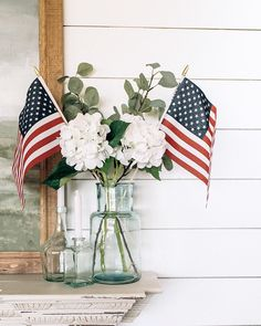 Easy ideas for a festive Memorial Day. Food, decor and craft projects that help you kick off summer and take you all the way through Labor Day. Memorial Day Decorations, 4th Of July Decorations, Independence Day Decoration, Church Decorations, Happy Independence Day, Holiday Decorations, Birthday Decorations, Fourth Of July Decor, 4th Of July Party