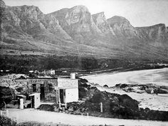 Toll House above Glen Beach, Camps Bay 1889   Flickr - Photo Sharing!