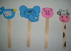 35 ideas de manualidades con palitos de helado Bookmarks, Crafts For Kids, Deco, Create, Google, Children, School, Infant Crafts, How To Make