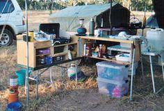 DRIFTA Camping Kitchens -