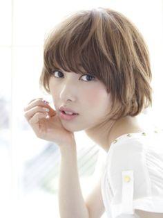 fringe 2013春夏ショートボブ | HOULe(ウル)のヘアスタイル・髪型 - 美美美コム