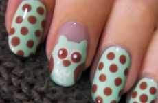 easter bunny manicure - This Easter bunny manicure is an adorable way to ring in the spring season. The adorable nail art looks professional and difficult to render, but t...