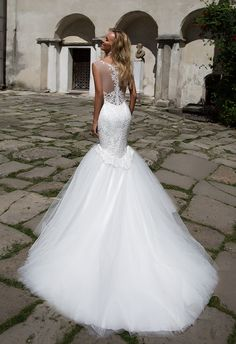 Oksana Mukha 2017 bridal collection