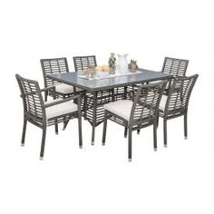 Panama Jack Graphite Furniture Collection - Wicker.com