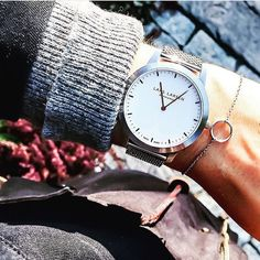 Elegant ladies watch. What do you think about this watch? #LW35 www.larsenwatches.com