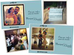 an instagram wedding
