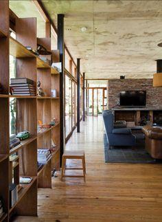 Une maison inspirée par la Californie