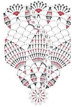 Free Crochet Doily Patterns, Crochet Doily Diagram, Crochet Mandala, Crochet Art, Crochet Hooks, Doilies Crafts, Lace Doilies, Crochet Doilies, Crochet Leaves