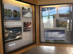 At rest stop a small Illinois photo exhibit by Larry Kanfer. #artontheroad #305artist #Illinoislandscapes #landscapephotography