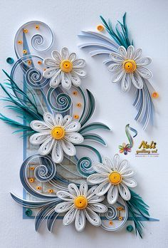 Quilling ideas on Pinterest | Quilling, Paper Quilling and ...