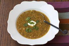 Curried Red Lentil Soup by handletheheat    #Soup #Red_Lentil #Curry