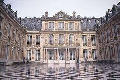 ヴェルサイユ宮殿 バロック