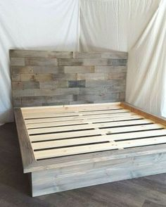 Easy DIY Platform Bed Ideas 14