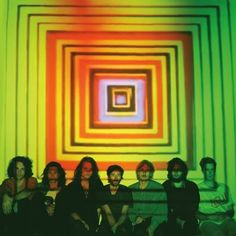 Did you catch The Drones on their Aus tour in April? Their support act King Gizzard and the Lizard Wizard have a new album coming out on September 27 through Flightless & Remote Control Records!