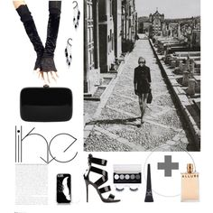Like a + by mirac06 on Polyvore featuring Giuseppe Zanotti, Rocio, Anni Jürgenson, Maybelline and Chanel